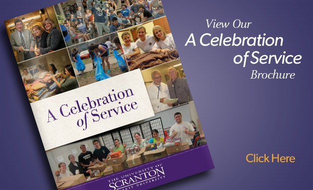 More Committed | About Us | The University of Scranton