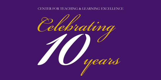 CTLE 10th Year Anniversary