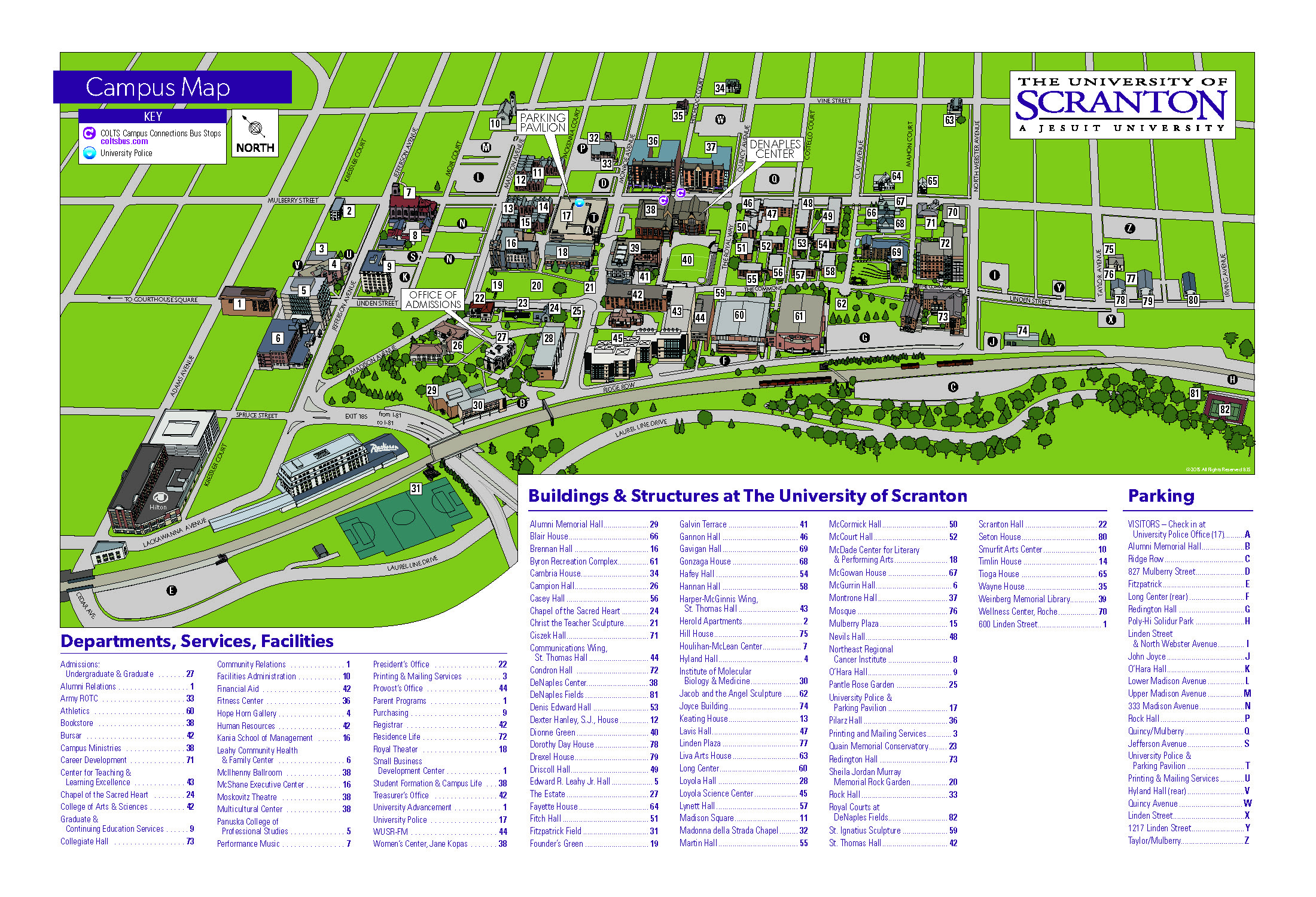 scranton university campus map Maps And Directions Leahy Community Health And Family Center scranton university campus map