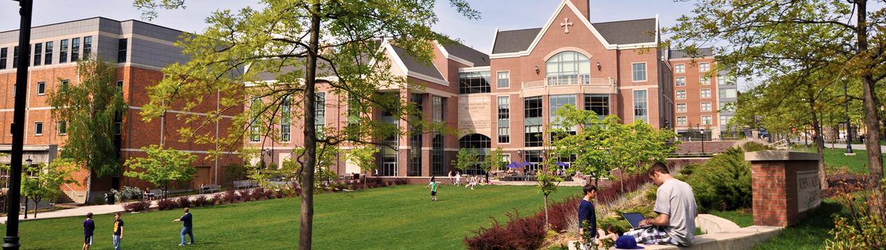 University of Scranton - DeNaples Center