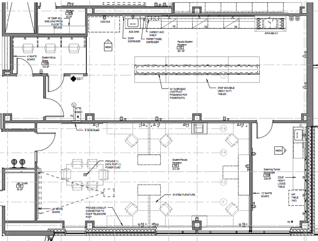 Images Of Floor Plans Physics Research Lab Casa Malaparte