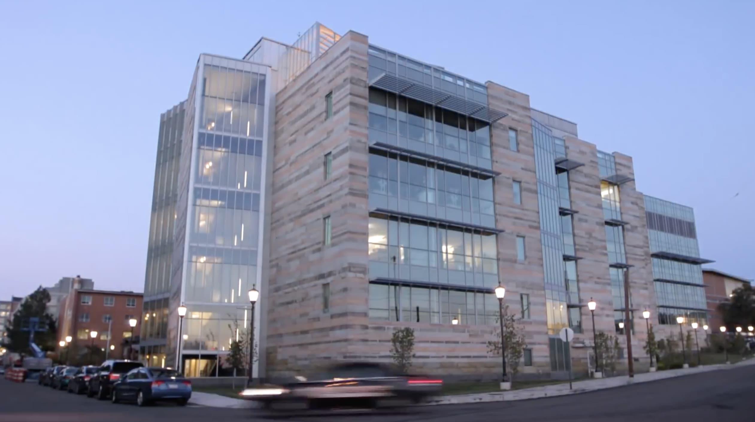 Loyola Science Center Academics The University Of Scranton