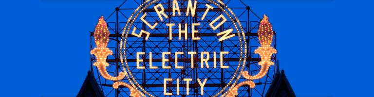 Scranton The Electric City