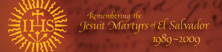Remembering the Jesuit Martyrs in El Salvador