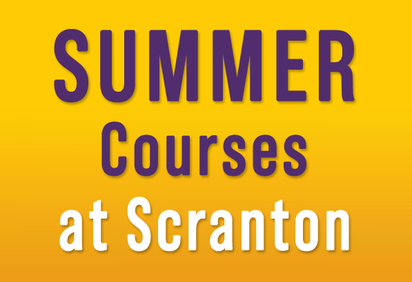 Summer Courses At Scranton