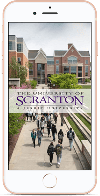 The University of Scranton Mobile App
