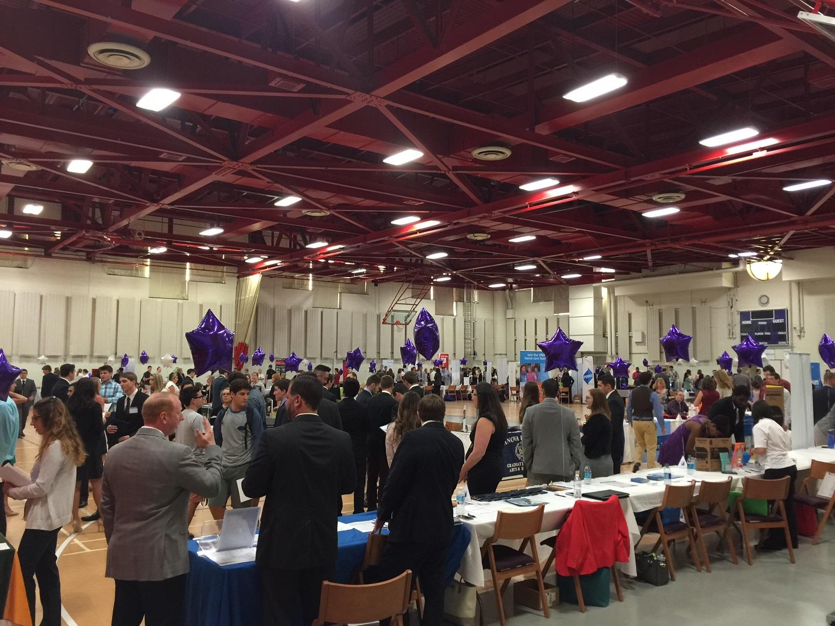 Career Expo Job Fair Center For Career Development