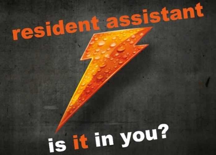 Resident Assistant Application Information  Residence